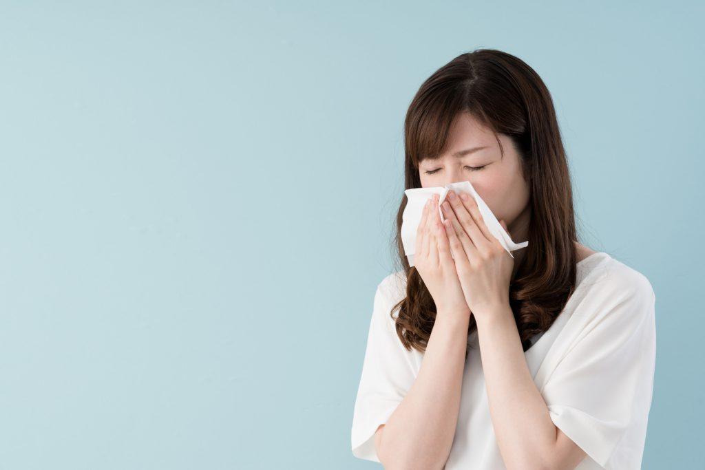あなたのその症状「寒暖差アレルギー」かも