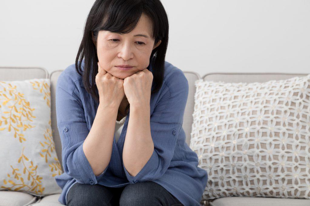 女性ホルモンの不足は精の不足